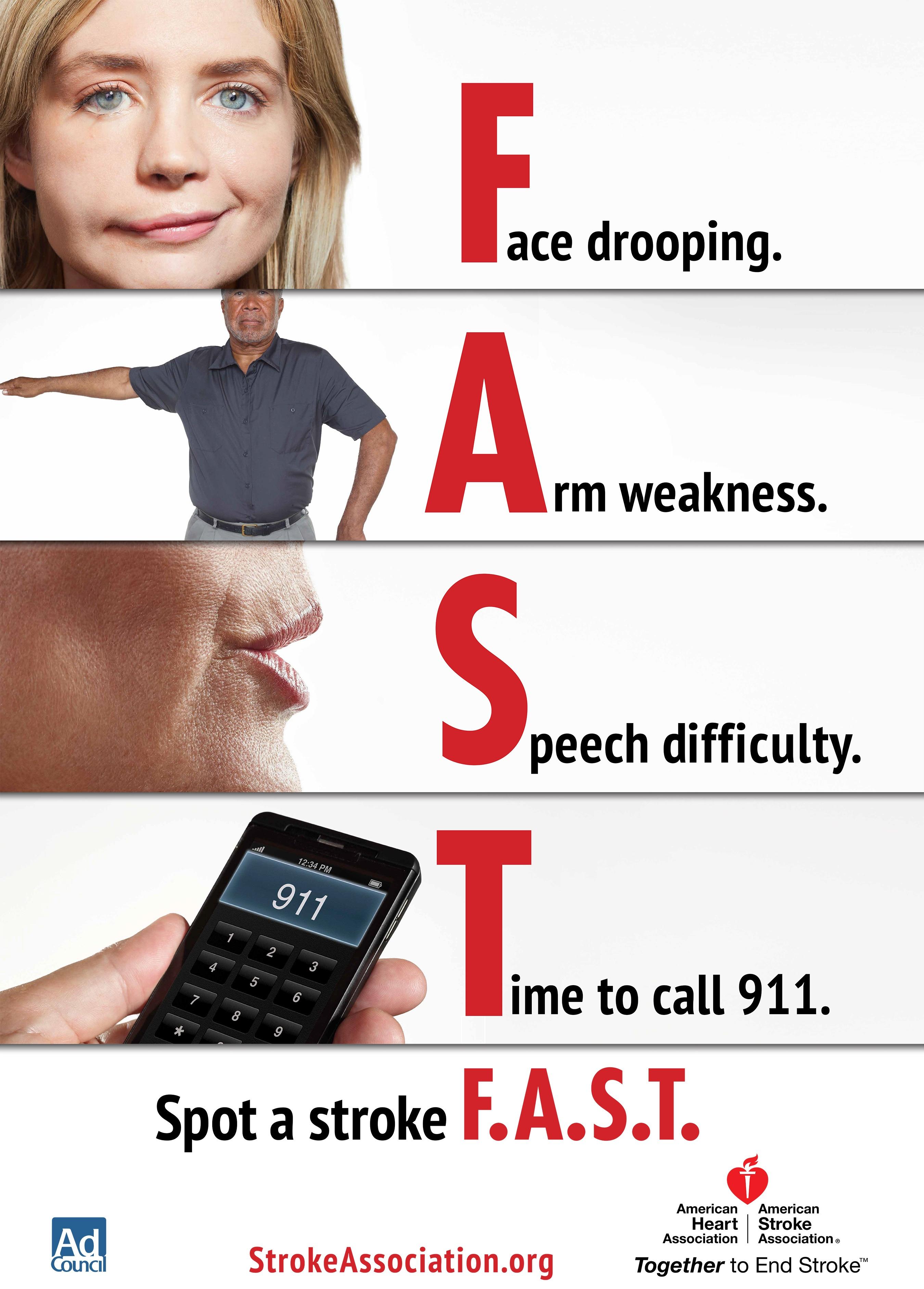 ACT-FAST-STROKE-ASSOCIATION